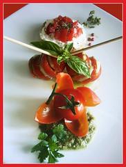 Variazione di sapori dei pomodori di Pachino