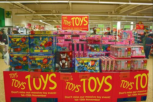 Xmas toys