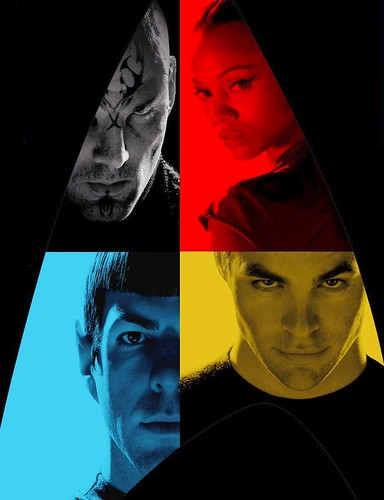 JJ Abrams' Star Trek (2009)