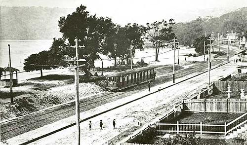 Tram to Balmoral