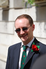 Owen Blacker (keybuk) Tags: owenblacker owenandjenswedding