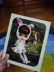 "Catálogo ""Yo, Blythe"""