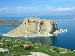 Oroomieh Lake - North-Western Iran (IranMap) Tags: lake iran northwestern irannature iranphoto iranmap oroomieh iranmapcom