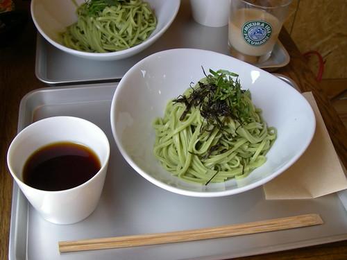 Ashitaba udon