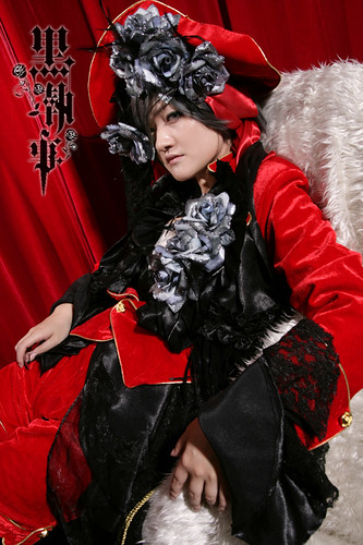 Black Butler Seibastian Cosplay Fotos