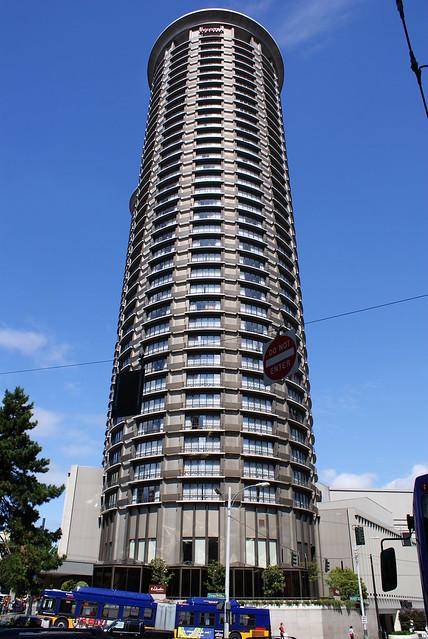 Seattle Westin Hotel