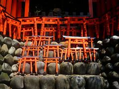 Mini-torii - Fushimi Inari