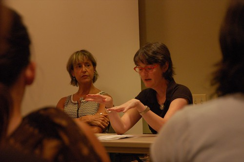 Deborah Maris Lader & Lindsay Obermeyer
