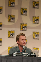 comic-con. (heyybrother) Tags: california blog sandiego dr patrick neil sing harris 2008 comiccon along horribles july2008
