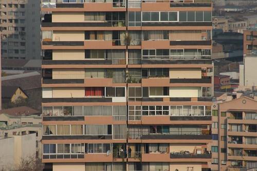 Santiago residential building