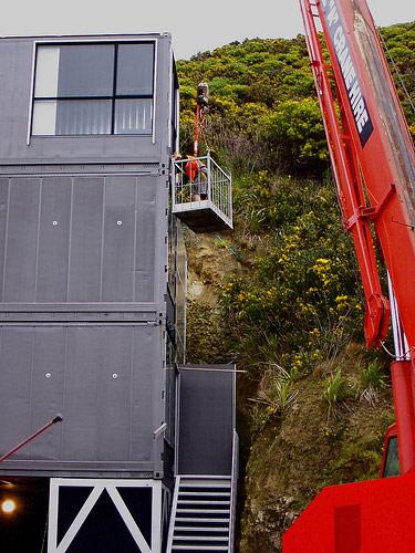2763305539 cc287060d0 Casa contêiner na Nova Zelândia