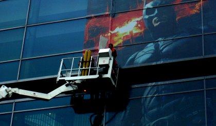 Kinoplakat Batman Berlin