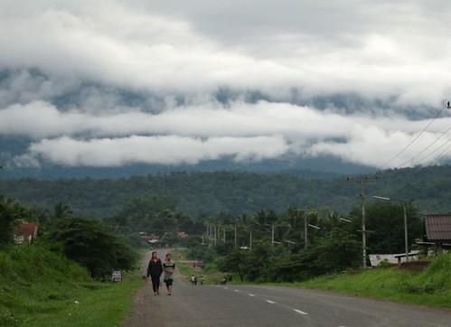Sekong sky