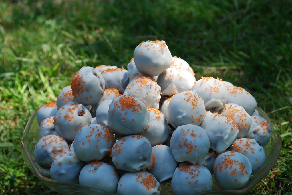 Bakerella Cake Balls
