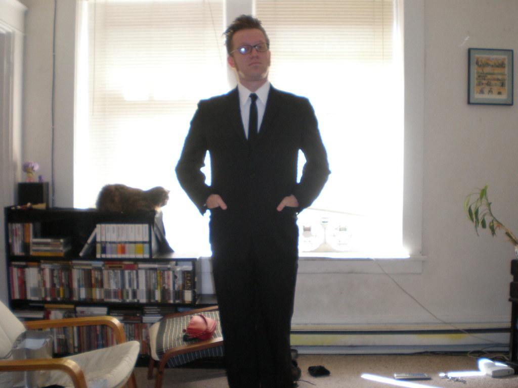 New Suit 8/22/08