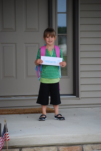 a's first day of school DSC_0456