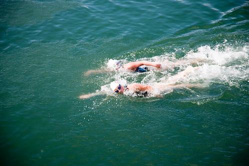Dun Laoghaire Harbour Sea Swim