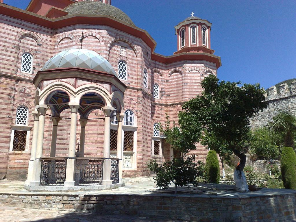 Xenophontos Monastery