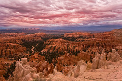 Bryce-Canyon-Sunset (paulgillphoto) Tags: park sunset canyon national bryce