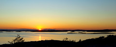 Nordic sunset (Ipso) Tags: sunset sea capri mar sweden schweden sverige suecia skagerrak svezia strömstad the4elements