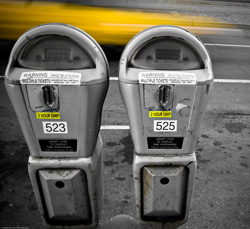 Meter 523 and 525 by Justin Korn