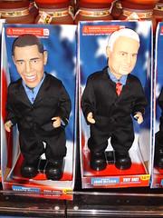 obama & mccain dance-off