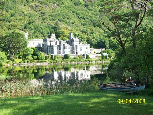 Ireland Kylemore Abbey