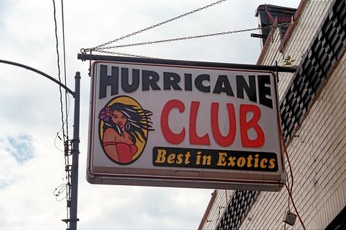 Hurricane club weirton