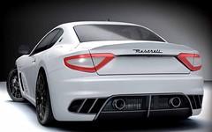 Maserati GranTurismo MC Corse Concept pictures