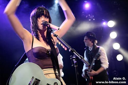 Photos concert : Katy Perry @ La Maroquinerie, Paris | 30.09.2008