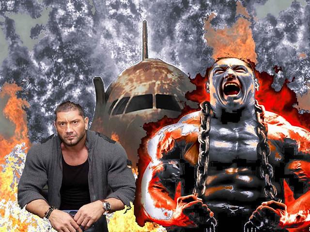 batista wallpaper wwe. Dave Batista Wallpaper FNSB13 (8). WWE Batista The Animal Bomba