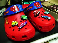 Cars Crocs (Daniel Y. Go) Tags: cars lumix philippines slippers crocs lx3 wowiekazowie lumixlx3 panasoniclx3 gettyimagesphilippinesq1