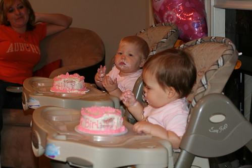 Happy Birthday Girls!