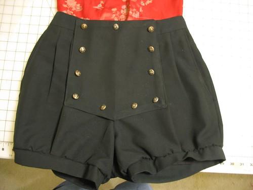 Spinsta shorts