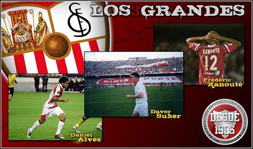 Los Tres Grandes