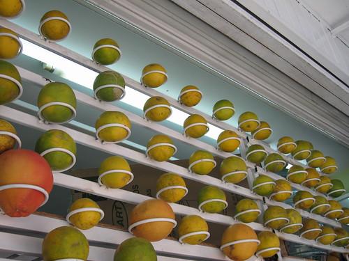 porte-oranges