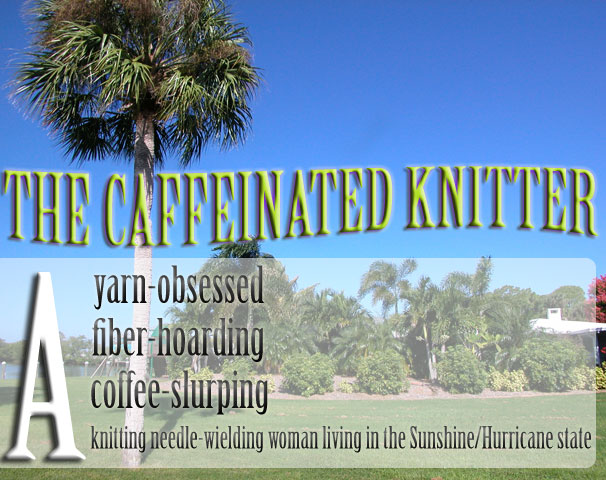 The Caffeinated Knitter