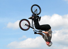 100 Things to see at the fair #60: bike flips