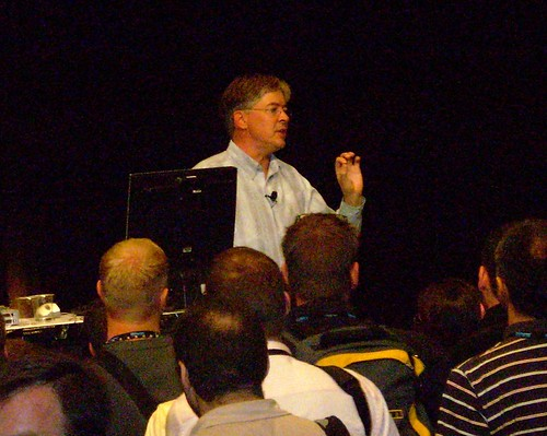 Anders Hejilsberg, the Father of C# at PDC 2008