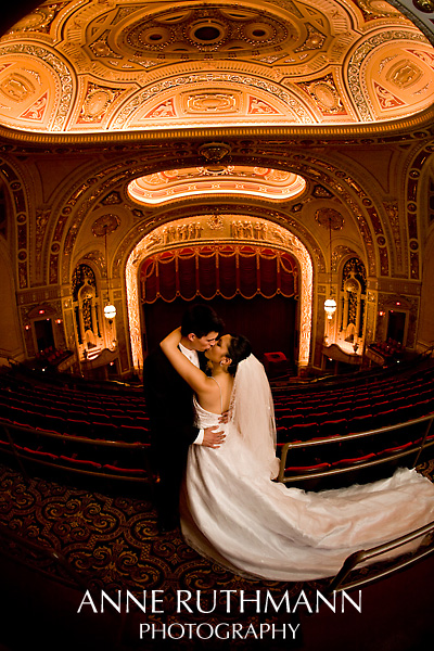 Rialto Theatre Wedding