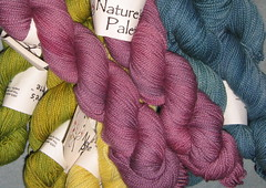 nature's palette yarns