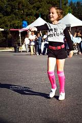 hip hop girl (simis) Tags: pink black girl grey baton austintx fromarchives startheartwalk