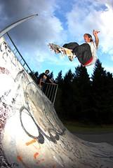 Roro Sad to fakie (FloArmengaud) Tags: skatepark skate melon roro lourdes courbe sarsan