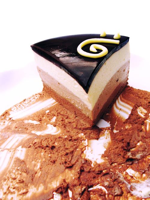 Bomb Chocolate Cake