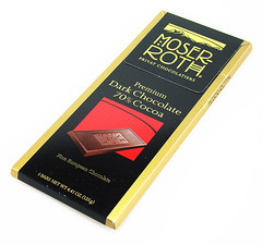 Moser Roth 70% Dark Chocolate