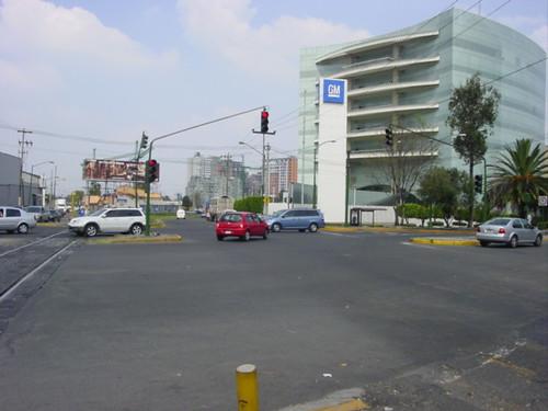 Ciclopista Ejercito Nacional Chimilli