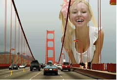 Golden gate cutie (hjako99) Tags: shozu teen giantess