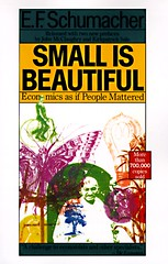 Small is Beautiful - Economics as if People Ma...