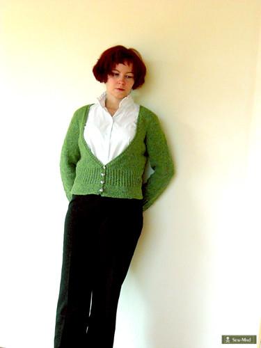 Mrs. Darcy Cardigan