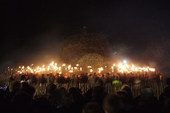 Brockham Bonfire 2008 #9